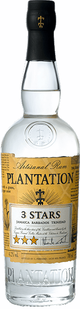 Plantation Rum Three Stars White Rum