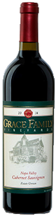 Grace Family Vineyards Cabernet Sauvignon 2014