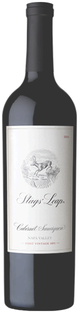 Stags' Leap Winery Napa Valley Cabernet Sauvignon 2017