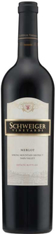 Schweiger Vineyards Merlot 2009