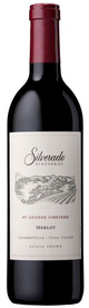 Silverado Vineyards Merlot 2013