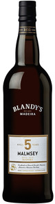 Blandy's Malmsey 5 year old