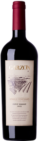 Garzon Single Vineyard Petite Verdot 2015