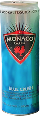 Monaco Blue Crush Cocktail