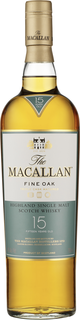 Macallan Single Highland Malt Scotch Whisky 15 year old