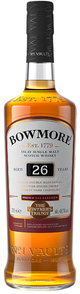 Bowmore Distillery Vintner's Trilogy Single Malt Scotch Whisky 26 year old