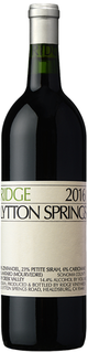 Ridge Vineyards Lytton Springs 2016