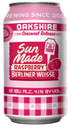 Oakshire Brewing Sun Made Raspberry