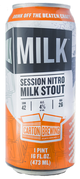 Carton Brewing Nitro Milk Stout