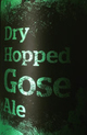 Hoboken Brewing Dry Hopped Gose