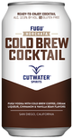Cutwater Spirits Fugu Horchata Cold Brew Coffee Cocktail