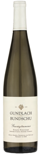 Gundlach Bundschu Estate Vineyard Gewürztraminer 2017
