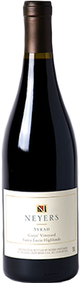 Neyers Gary's Vineyard Syrah 2016