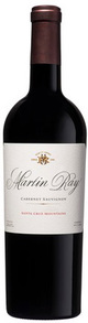 Martin Ray Santa Cruz Mountains Cabernet Sauvignon 2016