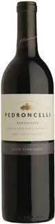 Pedroncelli Alto Vineyards Sangiovese 2016