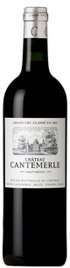 Chateau Cantemerle Haut Medoc 2015