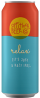 Offshoot Beer Relax It's Just A Hazy IPA