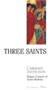 Three Saints Cabernet Sauvignon 2016