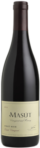 Masut Estate Vineyard Pinot Noir 2015