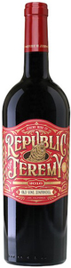 Jeremy Wine Co. Republic Of Jeremy Old Vine Zinfandel 2016