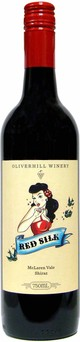 Oliverhill Winery Red Silk Shiraz 2016