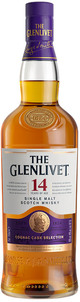 The Glenlivet Cognac Cask Selection Single Malt Scotch Whisky 14 year old