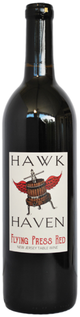 Hawk Haven Flying Press Red