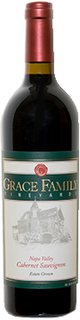 Grace Family Vineyards Cabernet Sauvignon 2012