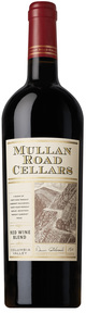 Mullan Road Cellars Red Wine Blend 2016