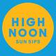 High Noon Spirits Sun Sips Pineapple Vodka & Soda