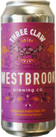 Westbrook Brewing Company Three Claw NEIPA
