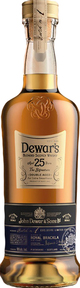 Dewar's Signature Double Aged Blended Scotch Whisky 25 year old