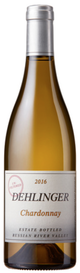 Dehlinger Estate Unfiltered Chardonnay 2016
