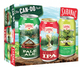 Saranac Brewery The Can Do Variety Pack