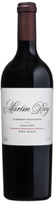 Martin Ray Diamond Mountain Cabernet Sauvignon 2017