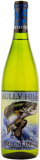 Bully Hill Bass Label Riesling