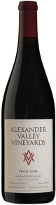 Alexander Valley Vineyards Estate Pinot Noir 2018