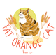 Fat Orange Cat Brewing Co. I Don't Like Mondays