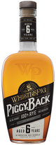 WhistlePig PiggyBack Rye Whiskey 6 year old