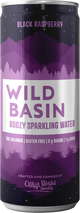 Wild Basin Black Raspberry Boozy Sparkling Water