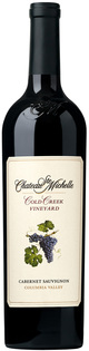 Chateau Ste. Michelle Cold Creek Cabernet Sauvignon 2015