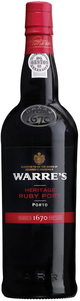 Warre's Heritage Ruby Porto NV