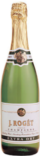 J. Roget Extra Dry Champagne NV