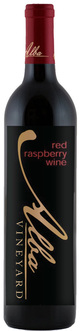 Alba Vineyard Red Raspberry Wine