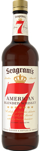 Seagram's 7 Crown Whiskey