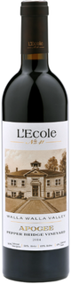 L'Ecole No 41 Apogee Pepperbridge Vineyard 2014