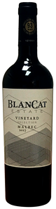 Bodega Cuarto Dominio Blancat Estate Vineyard Selection Malbec