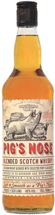 Pig's Nose Blended Scotch Whisky 5 year old