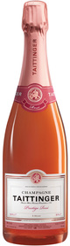 Taittinger Brut Cuvee Rose
