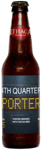 Ithaca Beer Company 4th Quarter Porter